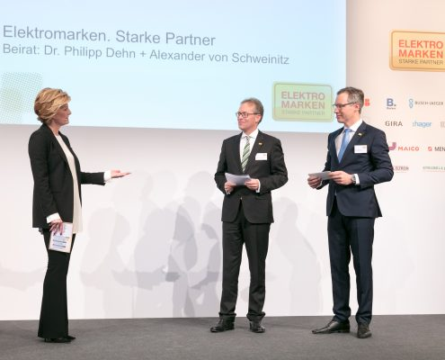 Sabine Stamm Moderatorin Gala Event Show Preisverleihung Award ELMAR