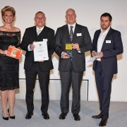 Sabine Stamm Moderatorin Gala Best Of Consulting