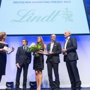 Sabine Stamm Moderatorin Award Lindt