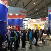 Sabine Stamm Moderation Mafel AG Messe