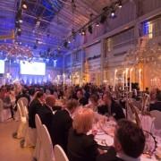 Sabine Stamm Moderatorin Gala Show Event Award Preisverleihung Markenaward für Lindt