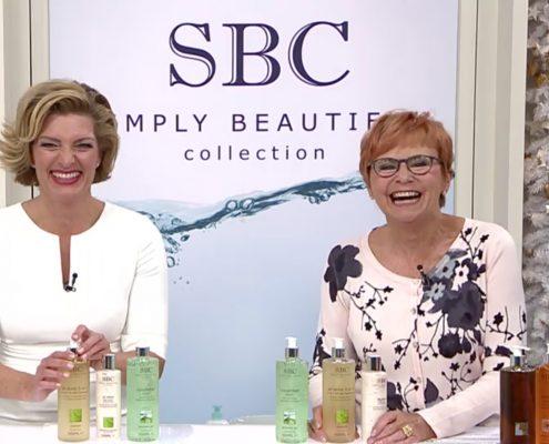 Sabine Stamm Moderatorin Markenbotschafterin Beauty-Expertin QVC SBC