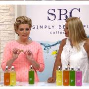 Sabine Stamm QVC Moderatorin QVC Markenbotschafterin für SBC Event TV Show