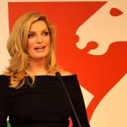 Sabine Stamm Moderatorin Laudatorin für die Landesregierung NRW
