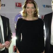 Sabine Stamm Moderatorin Preisverleihung Online Handel Award