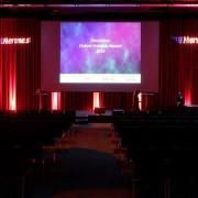 Sabine Stamm Moderatorin Preisverleihung Award Online Marketing