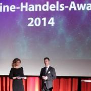 Sabine Stamm Moderatorin Preisverleihung Gala Online Handels Award