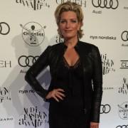 Sabine Stamm Moderatorin Audi Fashion Award Gala Event Hamburg