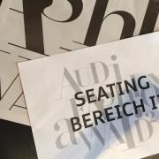 Sabine Stamm Moderatorin Audi Fashion Award