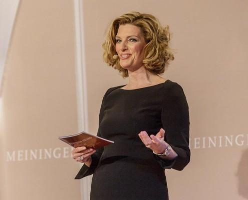 Sabine Stamm Moderatorin Award Meininger