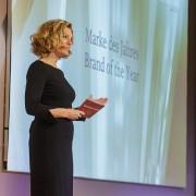 Sabine Stamm Moderatorin Gala Event Award Meininger