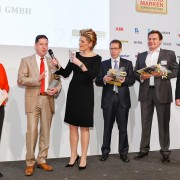 Sabine Stamm Moderation ELMAR Preisverleihung
