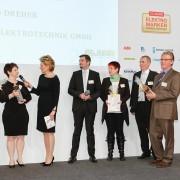 Sabine Stamm Moderation Gala Award ELMAR Preisverleihung