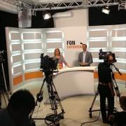 Sabine Stamm Moderatorin TV Tele2