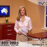 Sabine Stamm Moderation Moderatorin TV-Moderatorin TV Travel Shop