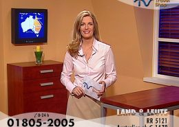 Sabine Stamm Moderation Moderatorin TV-Moderatorin TV Travel Shop